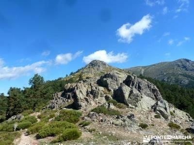 JUEVES Senderista - Cuerda de las Cabrillas y Valle de la Barranca;rutas monasterio de piedra rutas